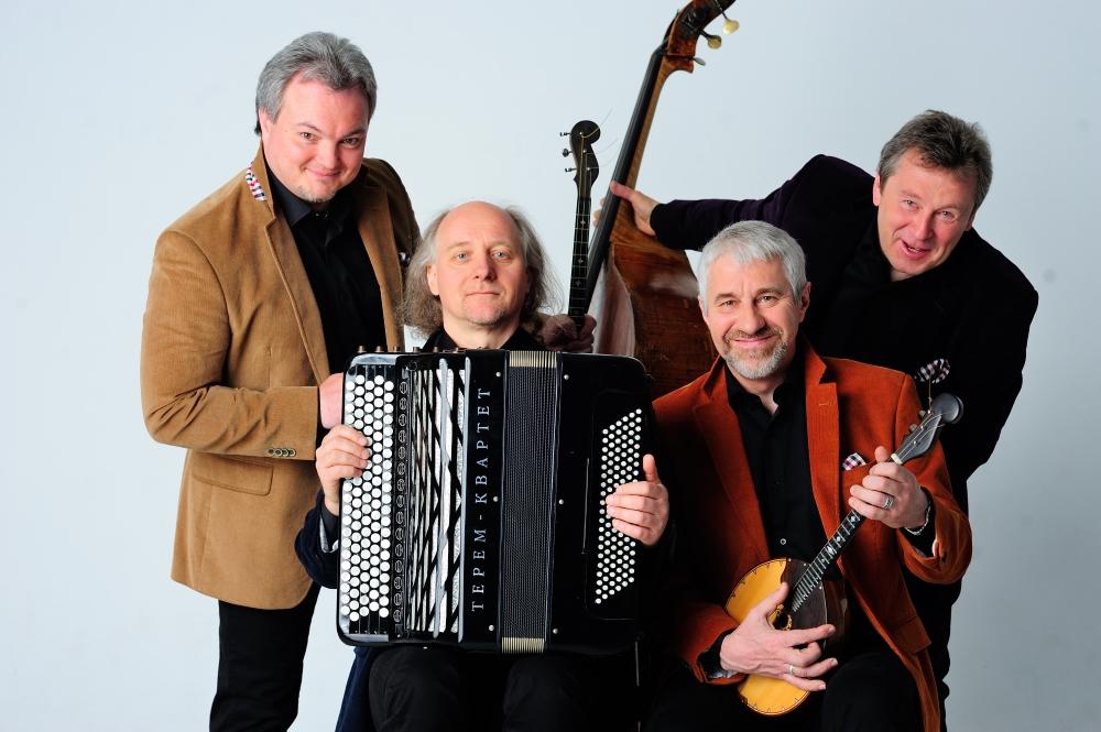 Terem Quartet – Saron Music